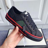 أزياء العلامة التجارية أحذية رجالي أحذية رياضية سوداء فاخرة 1977 الرجال عارضة الحجم 35-44 نموذج RZ01