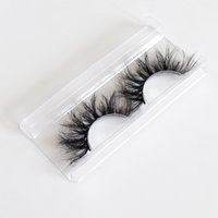 5D mink eyelashes super fluffy and wispy mink eyelashes priv...