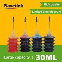 Kits de recarga de tinta PlaveTink 30ml Botella para Canon PGI570 CLI571 PGI480 CLI481 PGI580 CLI581 PGI520 CLI521 Cartuchos de impresora