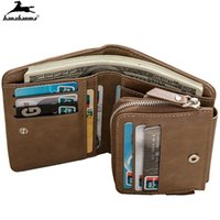 short Men wallets fashion new card purse Multifunction carteiras PU leather wallet for male zipper wallet with coin pocket