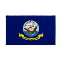 90x150cm US-Marine-Flagge Serie Amerika Marines Corps Nationale Polyester Banner TRETEN NICHT AUF MIR Fliegen Flags