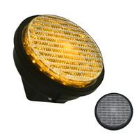 الجملة تصميم جديد 100MM أحمر أصفر اللون الأخضر LED الضوئية وحدات