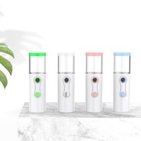 Nano Pulverizer Wasser Regenerat USB Rechargeabl Gesichtskörper-Vernebler tragbare Mini-Handler Wasser Refill Spray Nano Nebel-Sprüher LSK1166