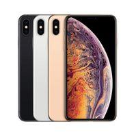 تم تجديده الأصلي Apple iPhone XS No Face ID الهاتف الخليوي مقفلة HEXA CORE 64/256 IOS13 5.8 بوصة 12MP 4G LTE