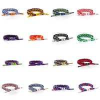 New Basketball Sports Shoelace Bracelet Bracelets Braided Ha...