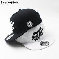 Ball Ball Caps Lovingha Boy Baseball Lettera Design 3-8 anni Snapback High Qaulty Cap regolabile per la ragazza 085