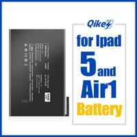 qikes البطارية لباد 5 iPad5 الهواء A1474 A1475 A1484 8927mAh استبدال بطارية ليثيوم بوليمر Bateria اللوحي Batarya