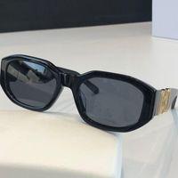 4361 أسود / رمادي رجالي نظارات 53 ملليمتر مصمم للجنسين نظارات شمسية نظارات شمسية ماركة للرجال المرأة أعلى جودة تأتي مع القضية