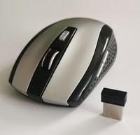 2.4G USB جهاز استقبال لاسلكي ماوس الذكية الموفرة للطاقة وأجهزة الكمبيوتر اللوحي اكسسوارات الكمبيوتر المحمول مناسبة للألعاب مكتب