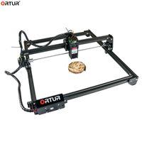ترقية Ortur 32-بت سطح اللوحة DIY البنفسج الليزر النقش النقش آلة القطع CNC صورة الطابعة تجميع أطقم
