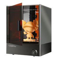 프린터 Yidimu 405nm UV 드 Longitud Onda LED Giratorio Rápido DIY Impresora 3D Caja Curado Resina Máquina Escritor
