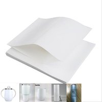 500pcs Lot Sublimation Accessory Shrink Wrap for Sublimation...