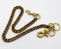 Schlüsselanhänger Herren Mode Keychain Brieftasche Kette Biker Dekorative Schmuck Handgefertigte Kleidung Armatur