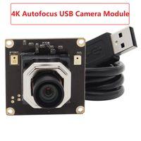 وحدة كاميرا AutoFocus 4K 3840 (ح) * 2160 (5) سوني IMX415 MJPEG 30FPS HD USB لوحة كاميرا كاميرا كاميرا Webcam لنظام التشغيل Windows Linux