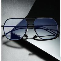 Mens Fahrerbrille Driving Gläser Anti-Glare Vision-UV-Schutz-Treiber Sicherheit Sonnenbrillen Brillen für Männer