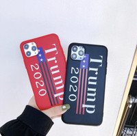 Trump Phone Case Donald Trump 2020 tampa do telefone Eleição protetora Iphone Party For Favor OOA7980
