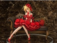 Sexy Girls Fate / Saber Rot Extra Nero Claudius Anime PVC Action Figure Spielzeug
