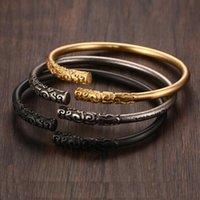 Bangle BC Путешествие на Западный панк обезьяна King Bar BraceletsBangles Party Jewelry Отрегулируйте размер