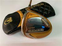 4 Sterne Honma S-07 Fahrer Honma Beres S-07 Golf Driver Golf Clubs 9.5 / 10,5 Grad Graphitwelle mit Kopfabdeckung