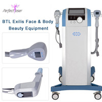 2 in 1 BTL Exilis Focused RF Ultrasound body Slimming Machine for Face Lifting Body Shaping Wrinkle Removal BTL exilis machine