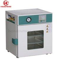De vacío de laboratorio Extracción Digital Horno de secado Gabinete Industrial Horno de secado de 450 * 450 * 450 mm 91L