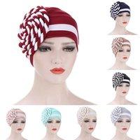 Moda Stampa musulmana Turbante Sciarpa da Donna interno Hijab islamico Caps involucro arabo capo Sciarpe femminile musulman turbante mujer