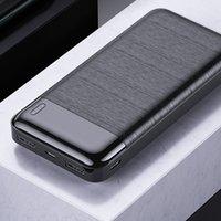 البنك QC3.0 PD الطاقة 10000mAh شحن محمول تجدد powerbank 10000 ماه شاحن USB PoverBank بطارية خارجية للحصول على 11 SE