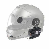 Freihändige Bluetooth PTTHB880 für Walkie Talkie Motorrad Headset Helm K-Stecker