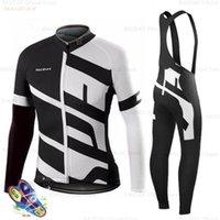 2020 Bisiklet Kıyafet Profesyonel Takım MTB Bisiklet Kıyafet Yaz Uzun Kollu Ironman Triatlon Dağ Bisikleti Raudax Güz