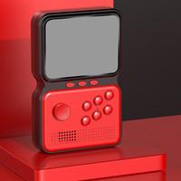 НОВАЯ игра Блок питания Новый игровой консоли Handheld Fighting аркада с TF Upgrade Bulit-900 в ретро-игр для Pocket игры джойстиком консоли Портативный