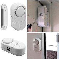 نافذة الباب 110DB اللاسلكية المغناطيسي الأمن الاستشعار لص مكافحة اللص التنبيه