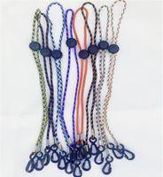 조정 마스크 확장 로프 마스크 매는 밧줄 안전 나머지 귀 홀더 안경 문자열 로프 마스크