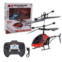 DRONES MINI 2CHANNEL Telecomando aerodinamico Airplane modello di aviazione per bambini giocattolo elettrico educativo per bambini