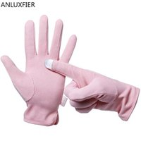 Five Fingers Gloves H9977 Women Sunscreen Breathable Summer Thin Anti UV Anti-skid Mittens Female Sun Protection Driving Fashion Hand Muff