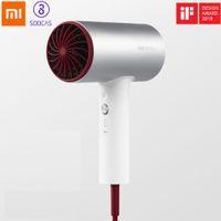 Xiaomi mijia soocas profissional h5 negativo íon secador de cabelo 1800 w secador de liga de alumínio poderoso secador elétrico eu plug