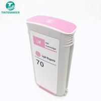 Inktcartridges Tintenmeer Remanufactured Cartridge 70 C9455A Licht Magenta Compatibel voor Z2100 Z3100 Z3200 Z5200 Z5400-printer