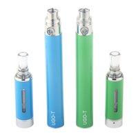 Tek T MAH T Başlatıcı Konu Paketi Buharlaştırıcı Elektronik Kalem Vapes Sigara Clearomizer Piller Blister Evod 1100 MT3 UGO EGO Kitleri 51 RBCB