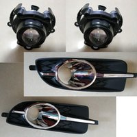 Für Buick LaCrosse 2010-2013 Auto Auto Stoßstange vorne links rechts Nebel-treibenden Licht Gehäusedeckel Birne