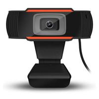 HD 웹캠 웹 카메라 30FPS 480P / 720P / 1080P PC 카메라 내장 사운드 흡수 마이크 USB 2.0 컴퓨터 PC 노트북을위한 비디오 레코드