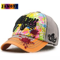 JAMONT drop shipping baseball cap kids trend Snapback Parent...