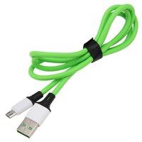100pcs / lot 1 M 3FT Micro V8 Câble USB Câble de données de charge Type C Chargeur ligne de fil pour Samsung S5 S7 S8 Huawei P9 Android Phone