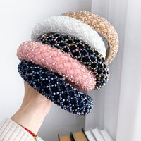 Colorful Crystal Headband for Woman Luxury Hand Made Crystal...