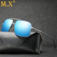 2020 ساحة النظارات الشمسية المستقطبة نظارات رجالي مصمم الصيد المألوف UV400 خمر نظارات شمسية