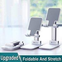 Desk Phone Holder mobile del basamento della Desktop per iPhone Samsung Xiaomi mobile per iPad Tablet Supporto da tavolo