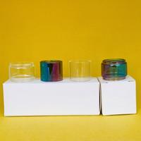 Eleaf Lemo 3 Tank Bag Clear Normal Glass Tube Sostituzione Estensione Fatboy 1PC / 3PCS / 10pcs Box Pacchetto