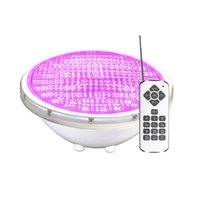 RGB PAR56 LED Подводные огни бассейн лампы Водонепроницаемый IP68 12V Inground бассейн Лампа Для фонтан пруд Luz Пискин Kit 18W 24W 35W