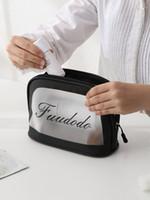 ذات قدرة عالية PU مواد التجميل حقيبة مستحضرات التجميل الإضافية المشاهير حقيبة الويب منتجات فائقة الساخنة للنساء والرجال السفر المحمولة حقيبة التخزين
