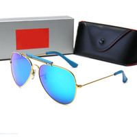 RayBan RB3422 Марка Дизайнер Square Summer Style Женские солнцезащитные очки женские Full Frame солнцезащитные очки УФ-защита Fahion смешанный цвет Come With Box