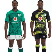 2021 Coupe du Monde de rugby Irlande Maillots Irlande IRFU NRL ville Munster Rugby League Leinster maillot alternatif 20 21 ulster chemises Irishman S-5XXL