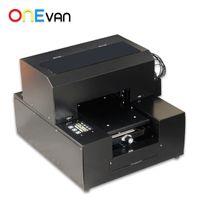 طابعات A4 الرقمية مسطحة مسطحة ثياب النافثة للحبر الطابعة uv التسامي تي شيرت آلة الهاتف الخليوي آلة الطباعة.